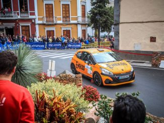 47 GRIGOROV Jr Grigor, YANAKIEV Yanaki, GRIGOR GRIGOROV KONSTANTINOvV, Peugeot 208 R2, action during the 2019 European Rally Championship ERC Rally Islas Canarias, from May 2 to 4, at Las Palmas, Spain - Photo Gregory Lenormand / DPPI